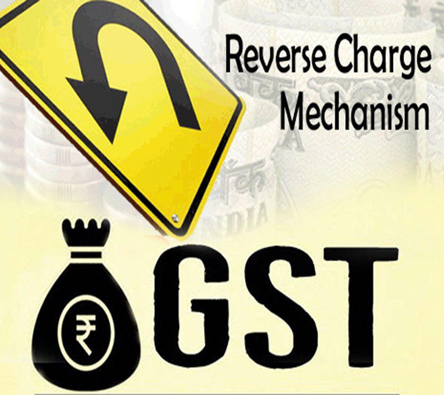 Reverse Charge Mechanism under GST Law