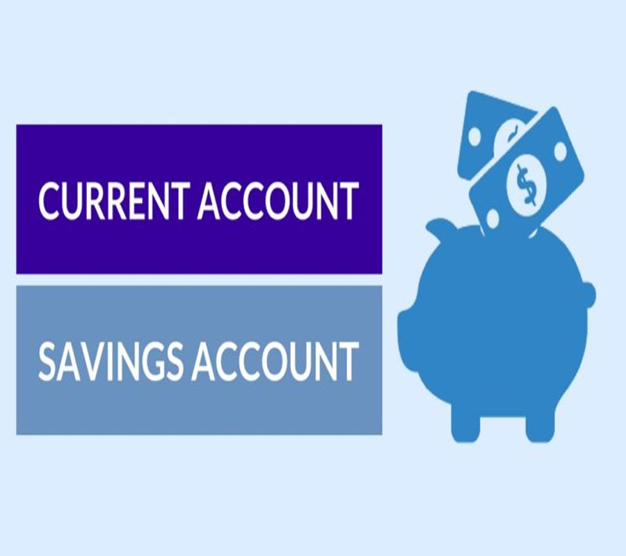 Saving Account and Current Account