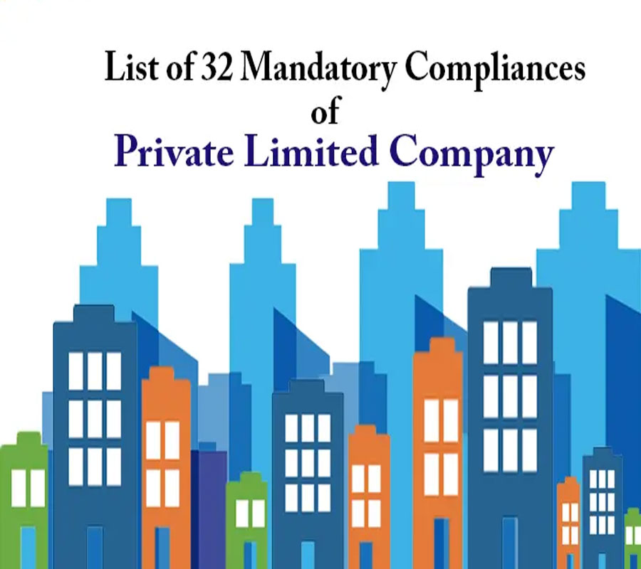 Annual compliance for Public Limited Company
