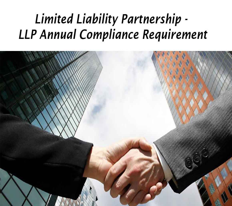 Annual compliance of Limited Liabilities Partnership (LLP)