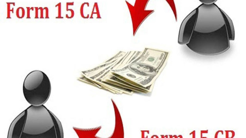 Issues of Form 15CA/ 15CB Services